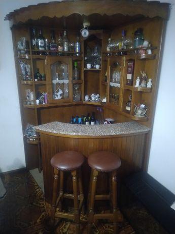 Bar de canto sala