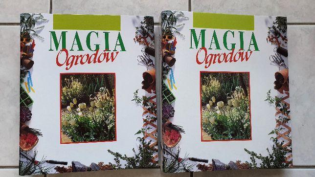 Magia ogrodów 2 segregatory