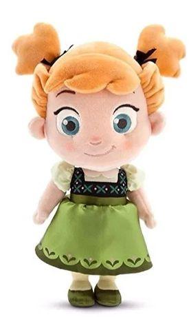 Disney store przytulanka lalka Anna Frozen Kraina Lodu 35cm prezent