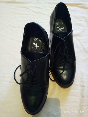 Туфли ботиночки ботильены