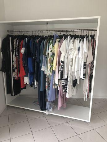 Estante para lojas de roupa