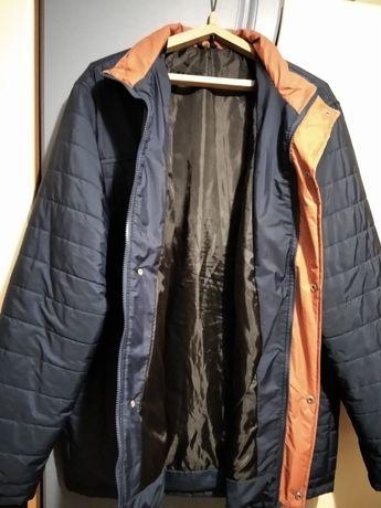 Куртка мужская весна-осень размер 60