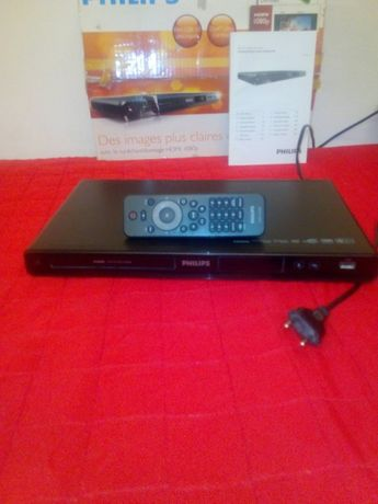 Odtwarzacz DVD ze złączem HDMI i USB