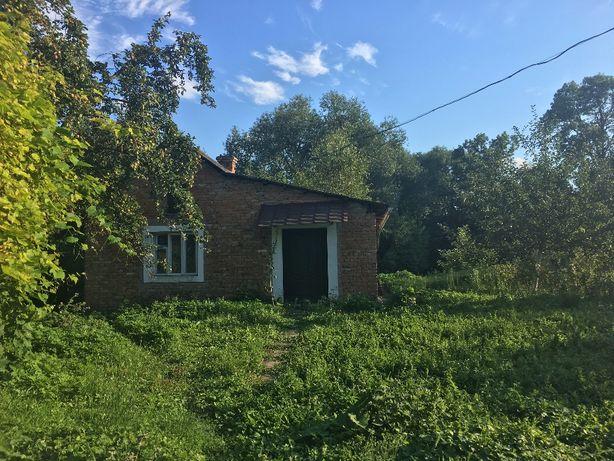 Земельна ділянка в смт. Великі Бірки з двома житловими будинками