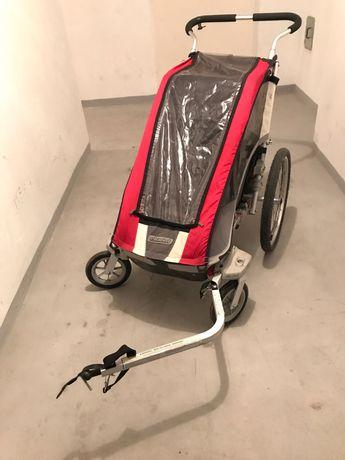 Przyczepka rowerowa Thule Couguar