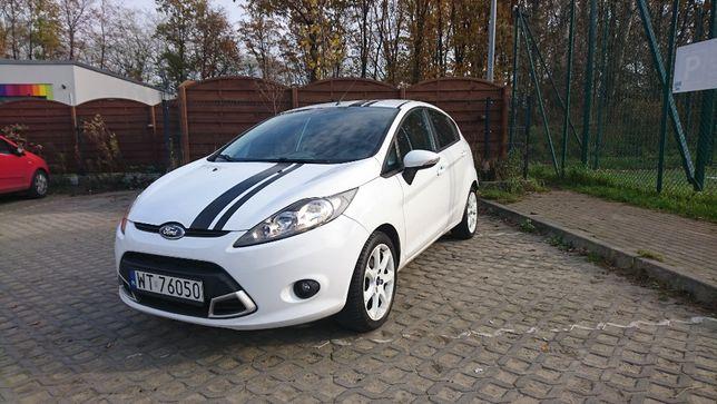 Ford Fiesta Limitowana Edycja 2011 r. 1.4 105 KM 96000km