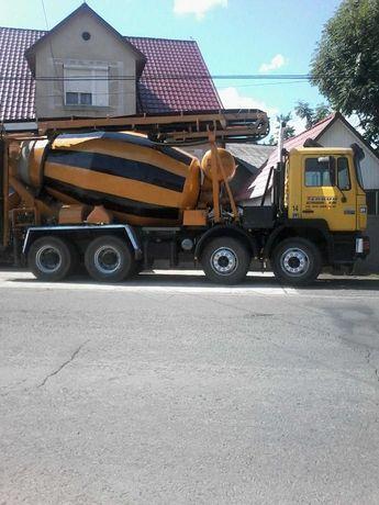 Доставка бетону  1500 грн
