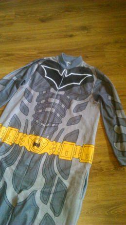 Batman kigurumi piżama kombinezon przebranie