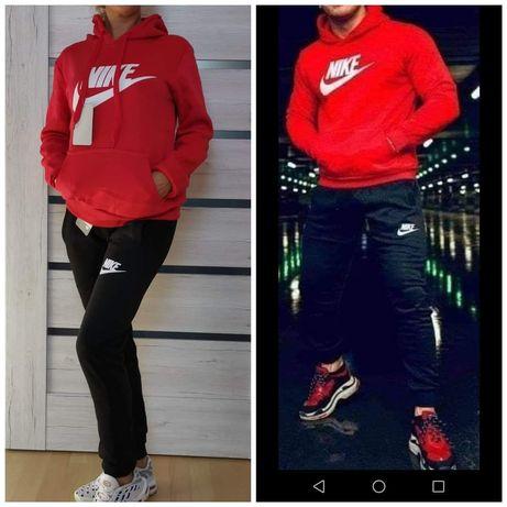 Dresy damsko męskie z logo Nike kolory S-XXl!!!