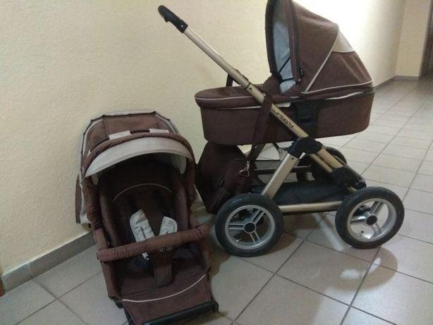 Детская коляска-трансформер ABC design turbo 4