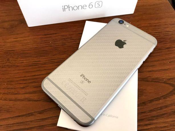 Iphone 6s, 32 gb. Цвет: серый металлик.