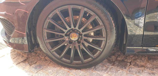 Jantes 17 Mercedes com pneus