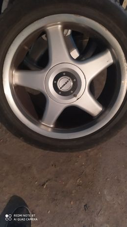 Felgi z oponami mercedes S500