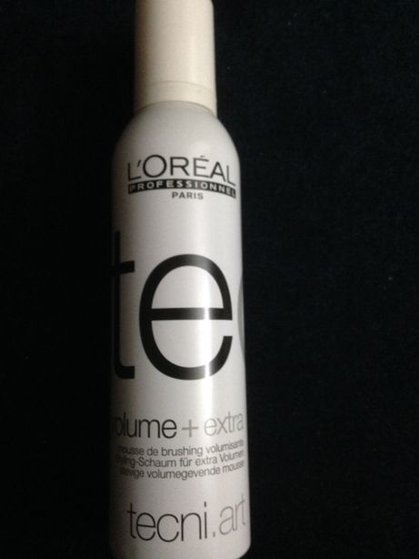 Espuma para brushing da L'Oréal