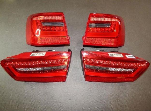 Фонари Стопы Audi a6 c7 a6 4g европа