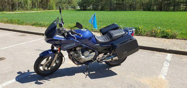 YAMAHA XJ600 Diversion, po przeglądzie,1wł. w Polsce