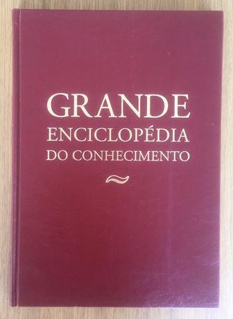 """Enciclopédia """"Grande Enciclopédia do Conhecimento"""""""