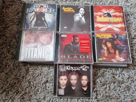 Muzyka filmowa CD
