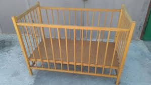 Кроватка детская деревянная пр-ва СССР