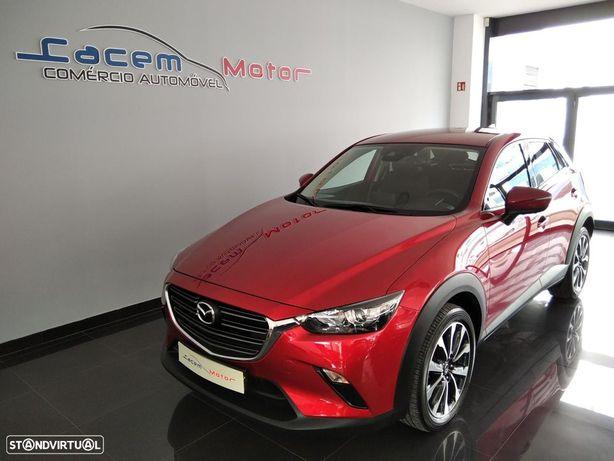 Mazda CX-3 1.8 Skyadvance Navi