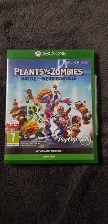 Gra Plants vs zombies XBOX ONE