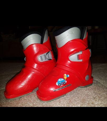 Buty narciarskie dziecięce rosiniol 19.5