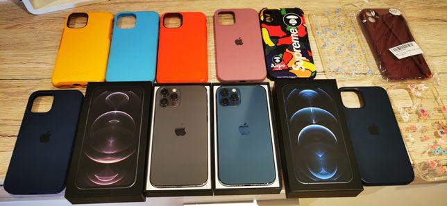 iPhone 12 Pro 256GB, 128GB NOVOS. Troca/Retoma. Factura,garantia