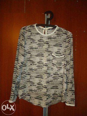 Camisa Zara M. Alta Qualidade. Nova.