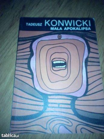"""""""Mała Apokalipsa"""" T. Konwicki oraz """"Chłopi II"""" W. Reymont"""
