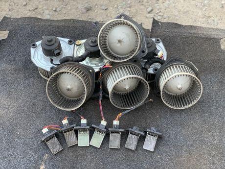 Вентилятор печки вентилятор пічки Lanos Ланос Сенс Разборка