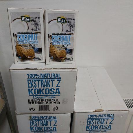 Кокосовое молоко цена от ящика
