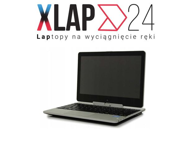 Wydajny Dotykowy Laptop Tablet HP 810 G2 I5 8GB 240SSD KAMERA WIN10