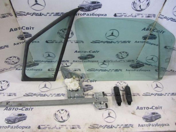 Стекло двери форточка лобовое VW Crafter Крафтер Спринтер Sprinter 906