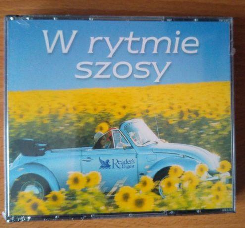 W rytmie szosy, zestaw 5CD