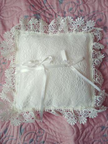Подушечка для обручок / Подушечка для свадебных колец