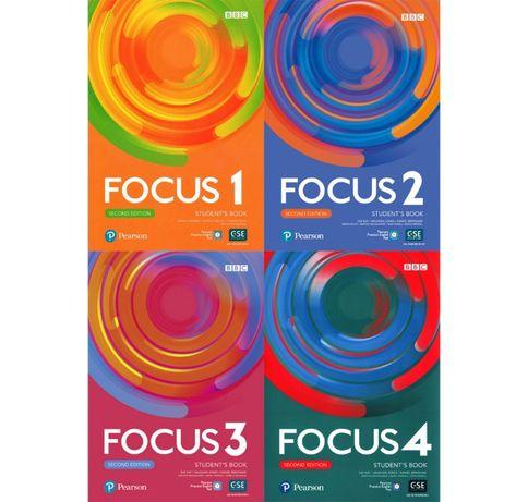Focus 2nd Edition 1, 2, 3, 4 PDF