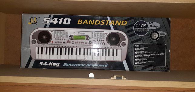 Keyboard zasilane bateryjne i sieciowe