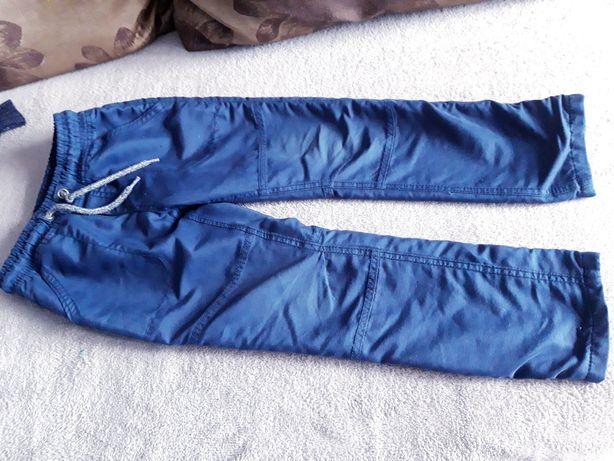 Штани утеплені для хлопчика 4,5років