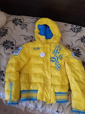 Детская спортивная  куртка , боско Украина .