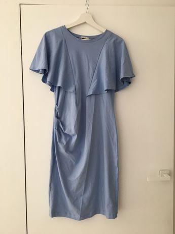 Sukienka ciążowa i do karmienia misimi M