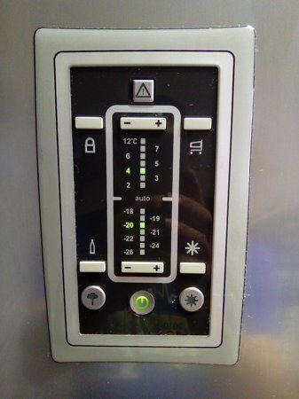Видовой Холодильник Сухой Заморозки В ИДЕАЛЕ