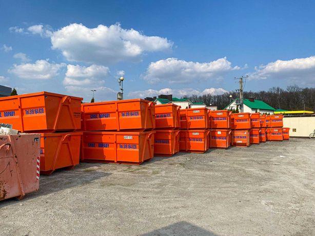 Odbiór odpadów zmieszanych z budowy i remontów
