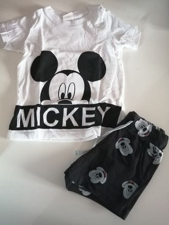 Komplet Mickey Miki H&M