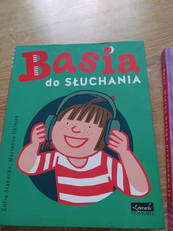 Nowa książka Basia do słuchania z płytą CD