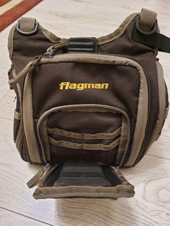 Сумка спінінгова Flagman 25*25*10