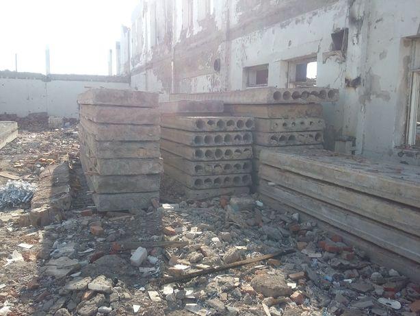 Плиты перекрытия.стеновые панели.