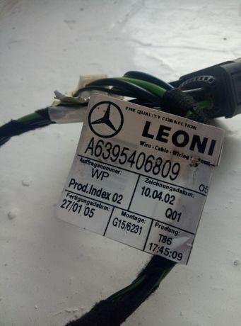 Жгут электропроводки A6395406809