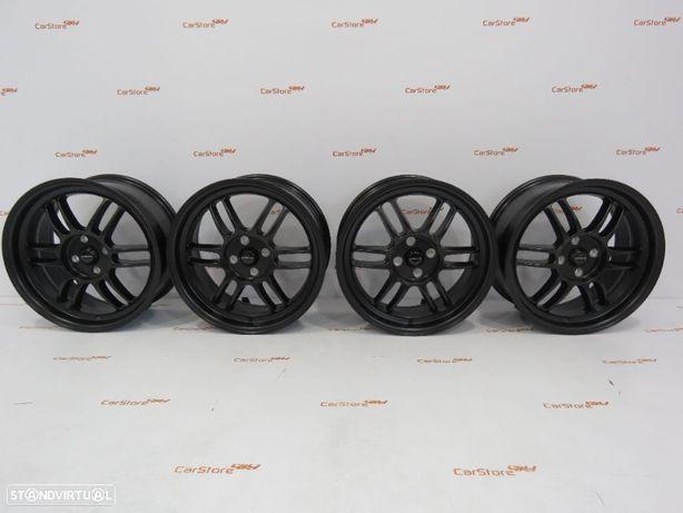 Jantes Ultralite ULF1 17 x 7.5 et 42 4x100 Black