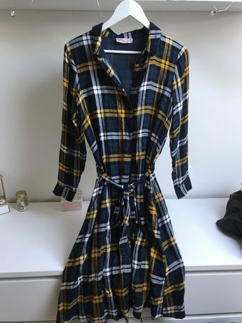 Camisa/vestido e sweats