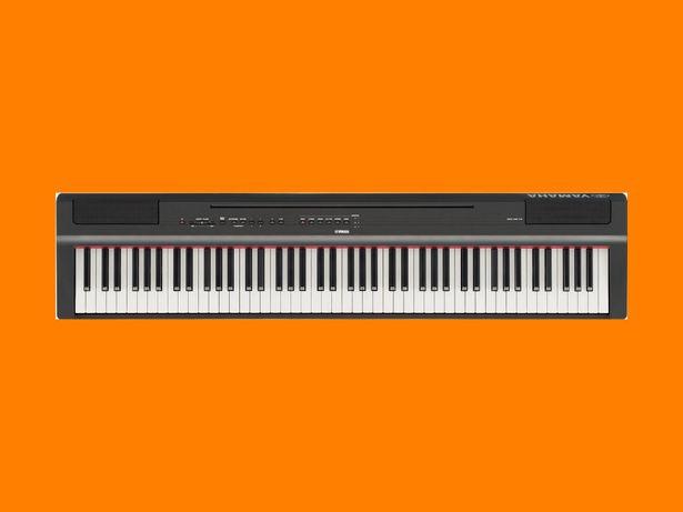 YAMAHA P-125 bk / NOWE/ Pianino cyfrowe / ważona klawiatura /